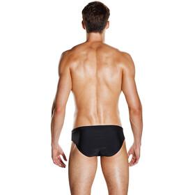 speedo Placement 7cm Spodenki kąpielowe Mężczyźni czarny